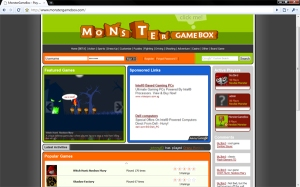 MonsterGameBox - Play Free Online Games